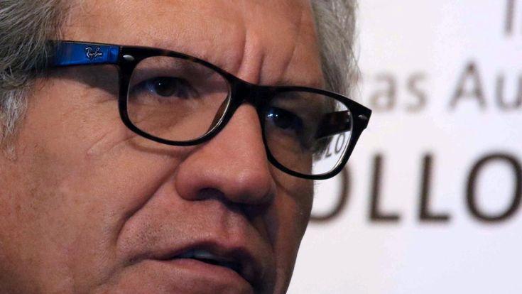 """Almagro: El diálogo no es para validar a Maduro -  El secretario general de la OEA, Luis Almagro, señaló hoy que es""""absolutamente inadmisible""""que la dictadura en Venezuela que encabeza Nicolás Maduro sea """"validada"""" a través del diálogo y abogó porasistir a los campamentos humanitarios en las fronteras. """"No puede ser validada ninguna dictadura ... - https://notiespartano.com/2018/01/21/almagro-dialogo-no-validar-maduro/"""