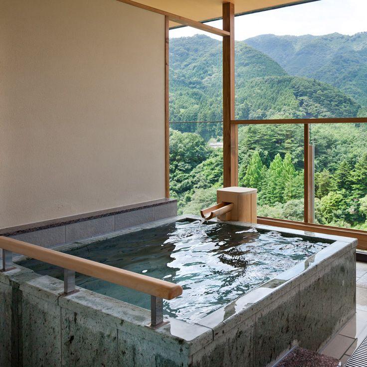 Club Floor Western Suite (with open-air bath)