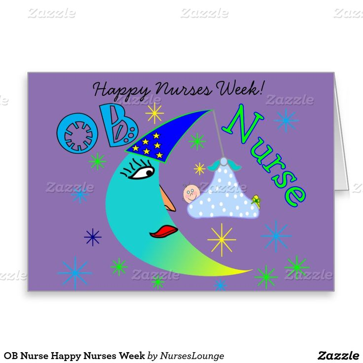 79 best ob nurse gifts images on pinterest appreciation gifts ob nurse happy nurses week greeting card m4hsunfo Image collections
