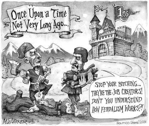 Из феодализма в совок, из совка в олигархию. Часть 3.