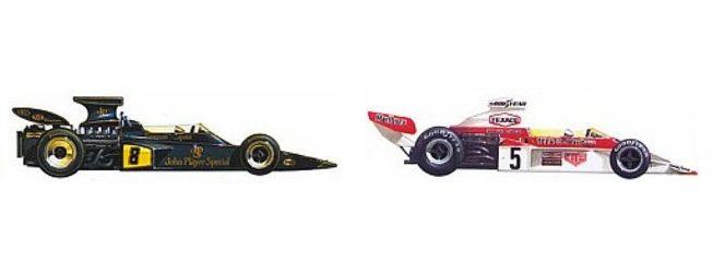 Emerson Fittipaldi 1972, 1974