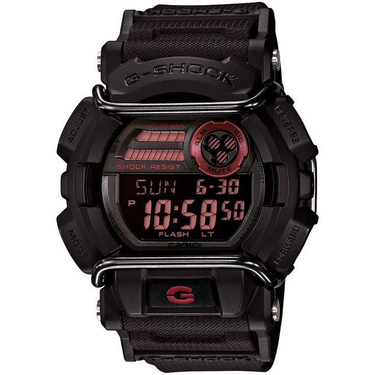 Casio G-Shock GD400-1 Standard Digital Luxury