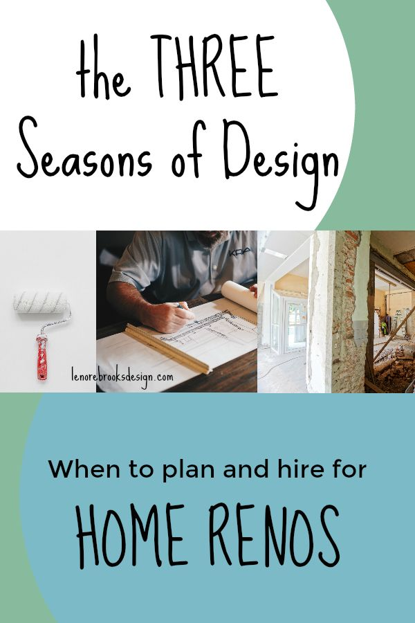 The Three Seasons Of Renovation Paint Your House Design