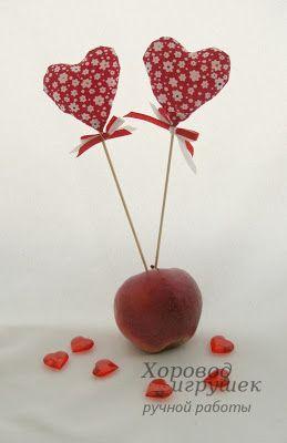 Сердца для украшения праздничного стола на День Святого Валентина #valentineday #DIY #деньсвятоговалентина #деньвлюблённых #украшениестола #праздничныйстол 150 руб шт