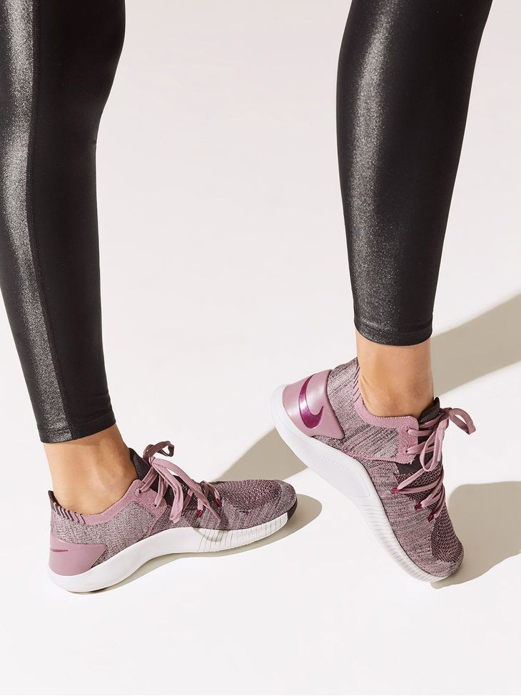 NIKE Wmns Nike Free Tr Flyknit 3 Plum