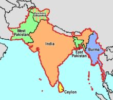 Partition of India - Wikipedia, the free encyclopedia