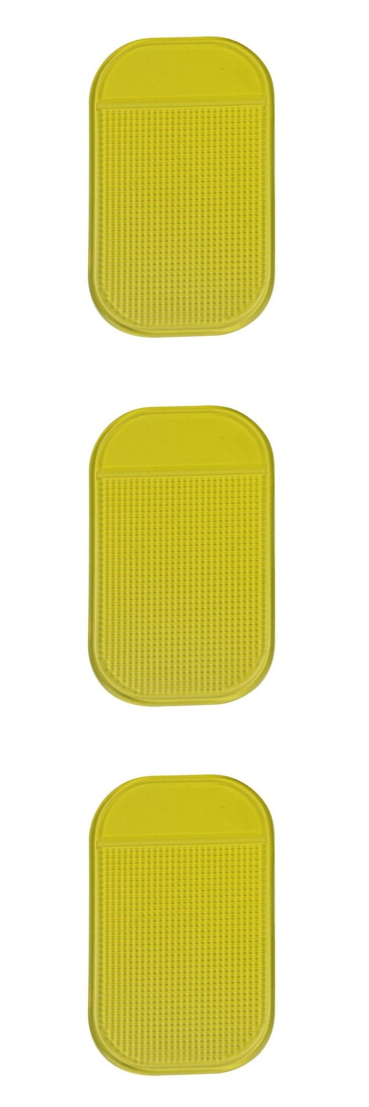 Car Dashboard Holder Non-slip Mat For GPS Mobile Phone Sticky Pad Anti-Slip Mat  Yellow Dropshipping Aug9