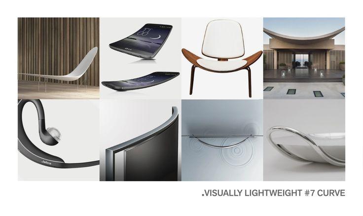 Visually Lightweight - Curve