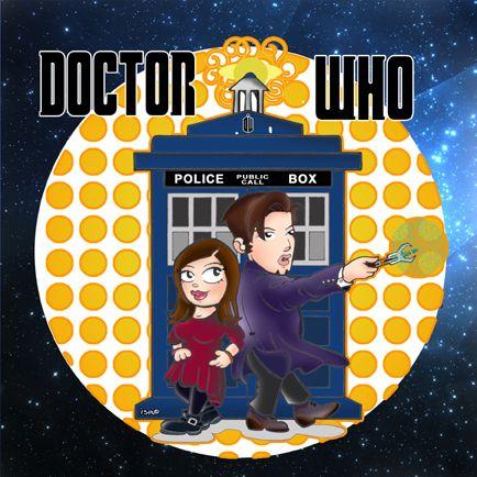 My Doctor Who comics #isacomics #doctorwho