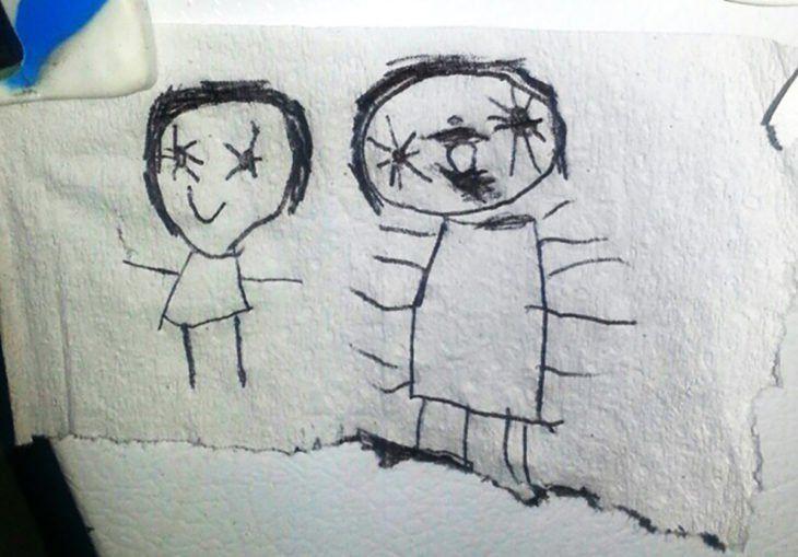 11 dibujos hechos por niños que no te creerás – La voz del muro
