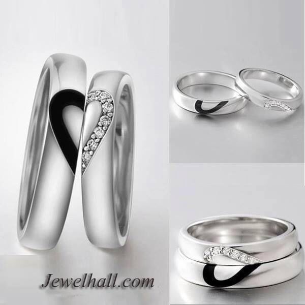 I really truly love these wedding bands!!!! Follow Bride's Book for more great inspiration. http://www.brides-book.com