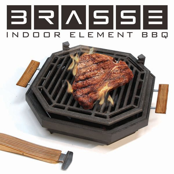 Check out the new BRASSE Element BBQ video demo. Steak. Yes pls.  http://elementbbq.com/pages/new-demo-video