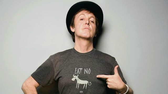 PAUL ON THE RUN: Paul McCartney has banned meat for crew at Perth s...