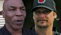 Mike Tyson, Kid Rock Pony Up $$$ For Vegas Shooting Victims Fund