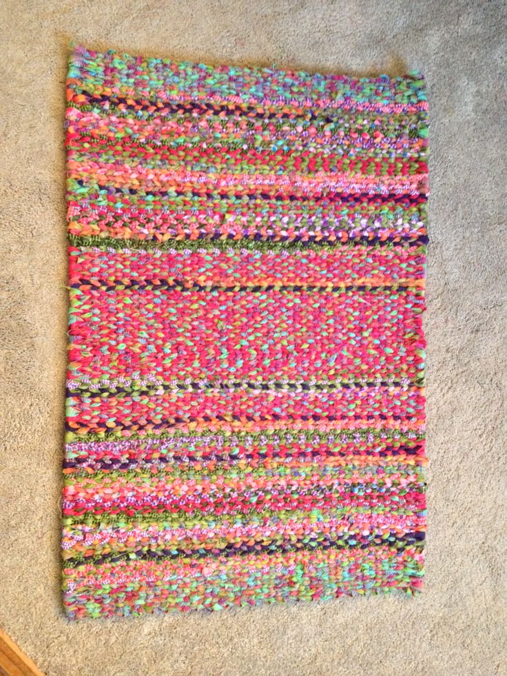RMM Rag Rug 1 great book and