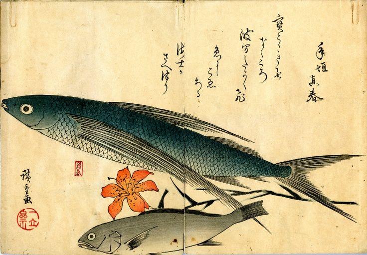 Hiroshige | Hiroshige | IMPRESIONES JAPONESAS | Pinterest