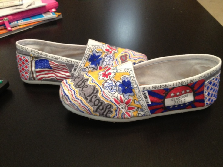 2012 election TOMSElection Toms Gah, 2012 Election, Custom 2012, Election Fashion, Election 2012, Fashion Fun, Election Parties