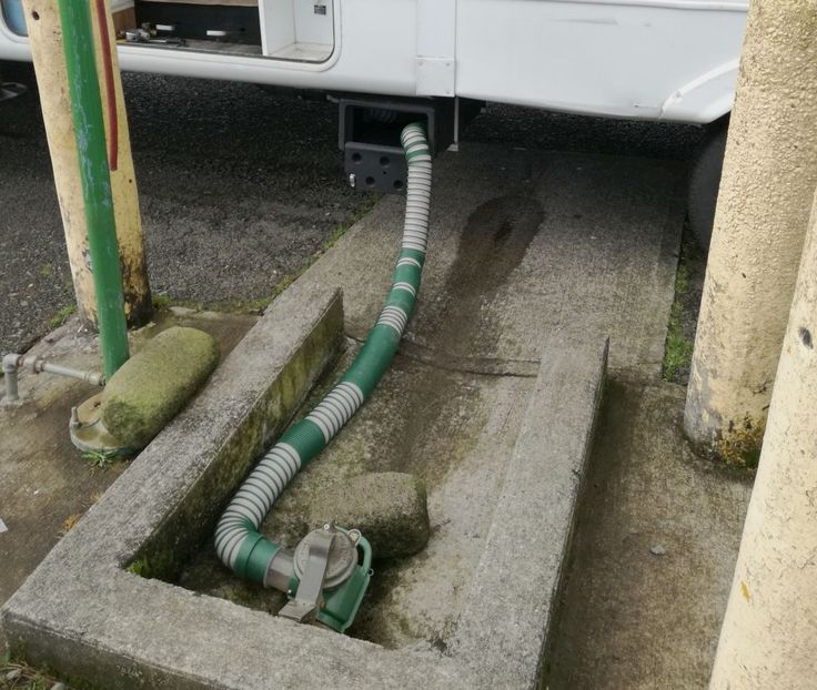 Got a chance yesterday to give my new sewer hose storage modification a try at the state parks dump site. http://www.loveyourrv.com/ultimate-rv-sewer-system-modification/ Loving it, was so easy to dump the tanks. Open the box, pull out the WasterMaster hose open the valves then reverse the procedure. No muss no fuss, on our way quickly. Thanks to @drainmaster