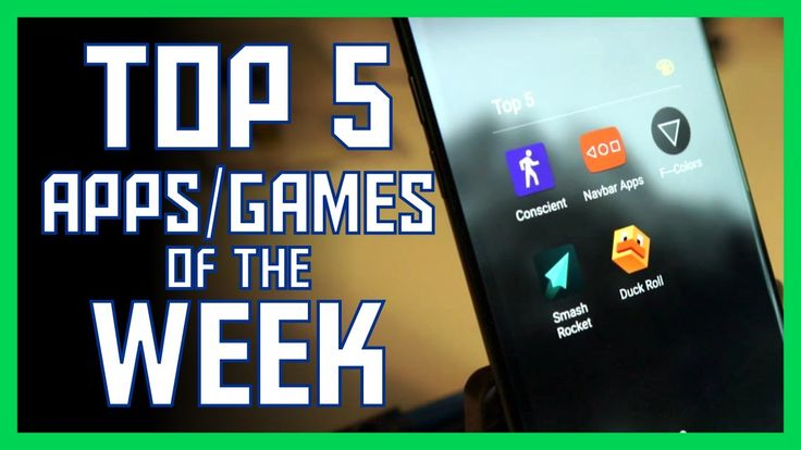 Top 5 NEW & BEST Android/iOS Apps and Games Of the Week | Week 4, Septem...