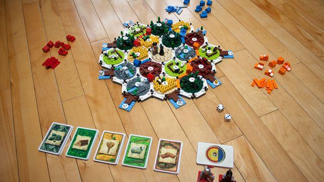 コレ欲しい!『カタンの開拓者たち』がレゴになって登場! | IDEA HACK