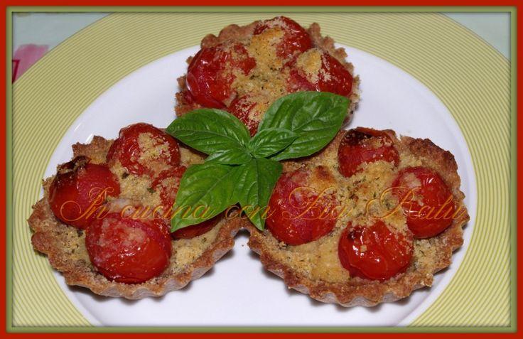 """""""le Crostadoro"""" crostatine di pomodoro - In cucina con Zia Ralù"""