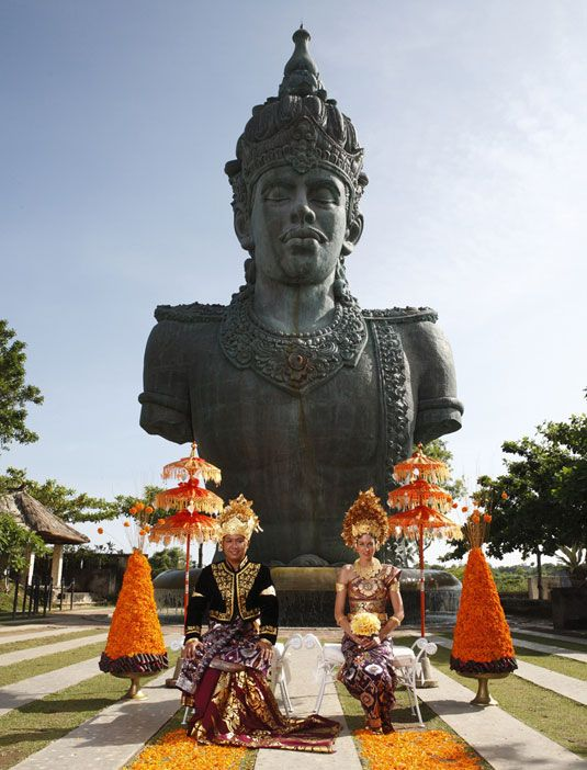 Garuda Wisnu Kencana Statue...place to see on our trip