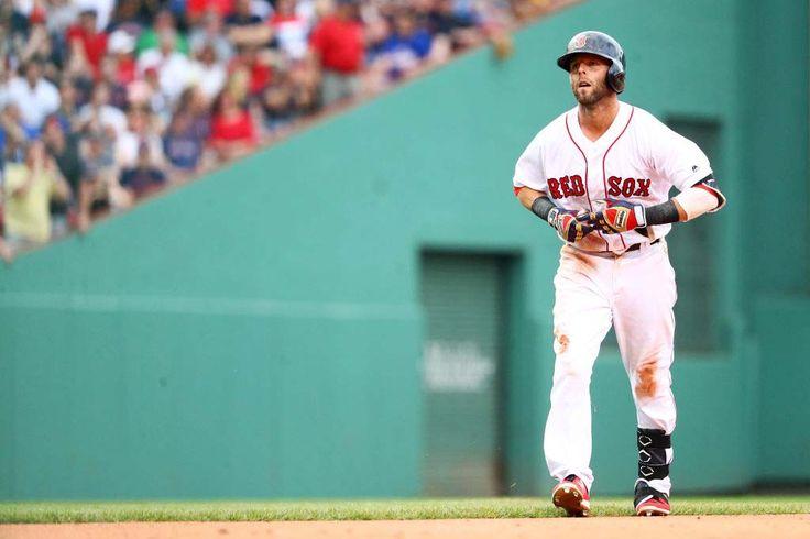 Dustin Pedroia ingresó a la lista de lesionados de los Medias Rojas #Beisbol #Deportes