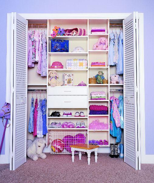 17 meilleures id es propos de stockage de garde robe d 39 enfants sur pint - Bibliotheque sur mesure montreal ...