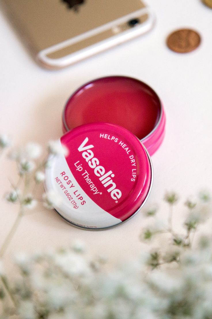Vaseline Lip Therapy Rosy Lips | #MILLENNIELLE