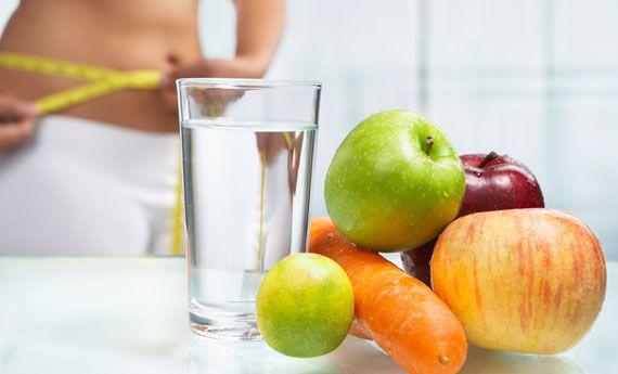 Dieta dell'acqua: cos'è e come funziona   I combatticiccia