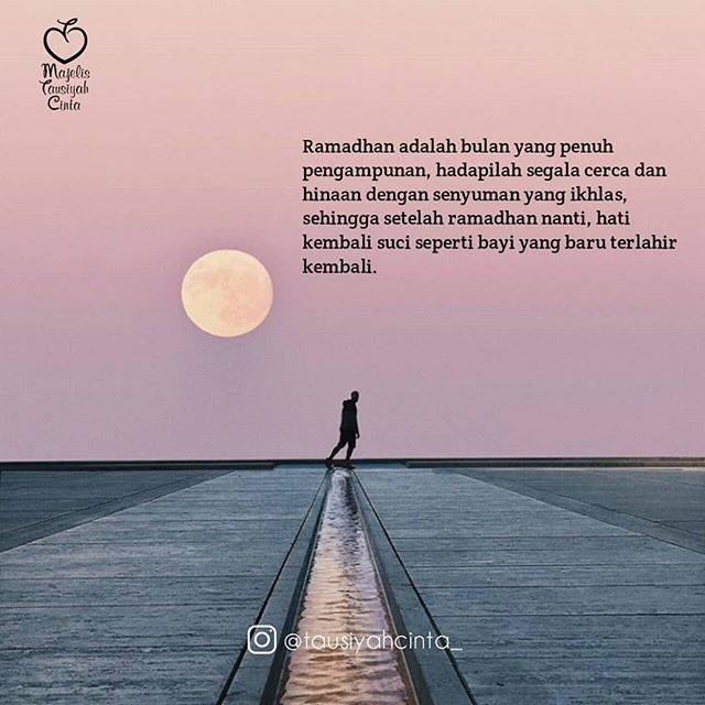 Bulan Ramadhan Yang Kurindu Follow Hijrahcinta Follow