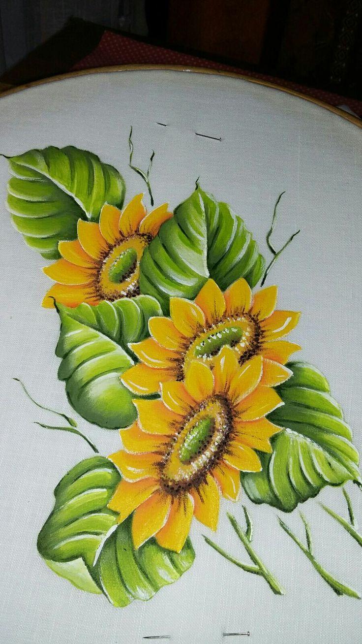 Oltre 25 idee originali per Pittura su stoffa su Pinterest ...