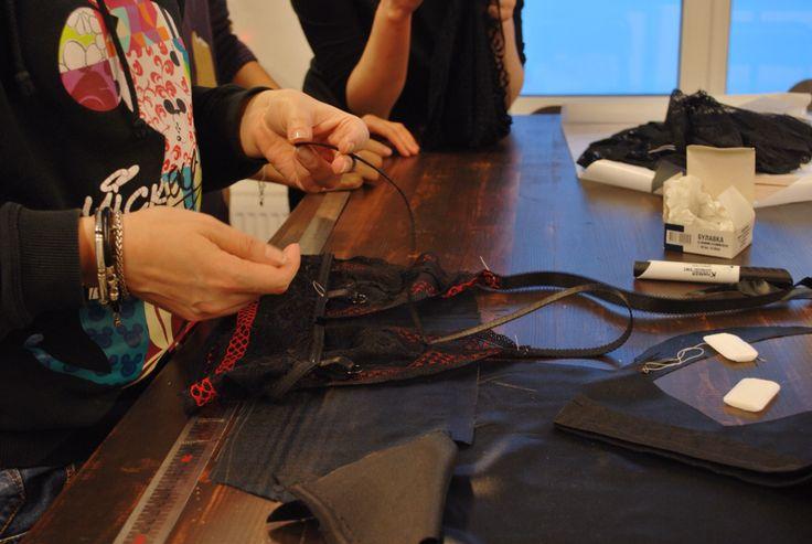 Шьем женское белье #flappersworkshop