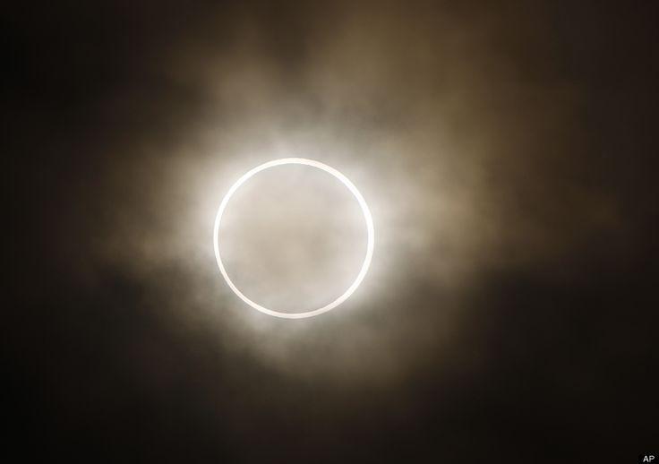 Solar Eclipse 5/20/2012