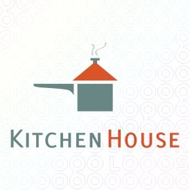 Home Kitchen Logo kitchen house logo | design inspiration | pinterest | house logos