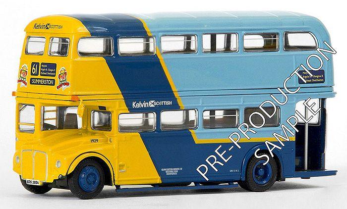 AEC Routemaster RM Diecast Model Bus