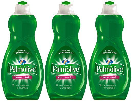 Palmolive Dish Soap Coupon Makes Them $0.74 at CVS!