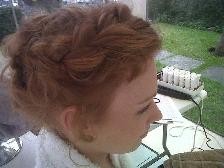amakeupmistress: LE BUN ,,,easy sophistication #hairstyle #hair