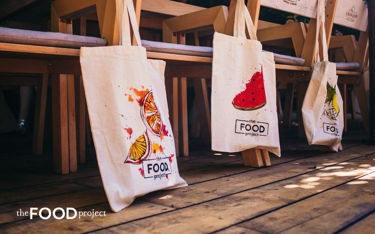 Impreuna cu The Food Project