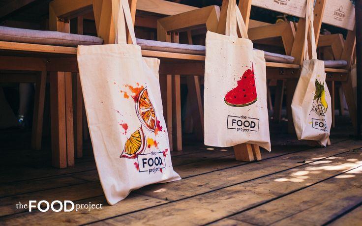 Impreuna cu The Food Project
