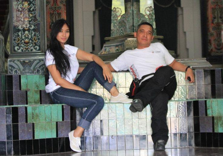Cirebon 17/07/2011 & Garut 18/07/2011 with Happy Salma