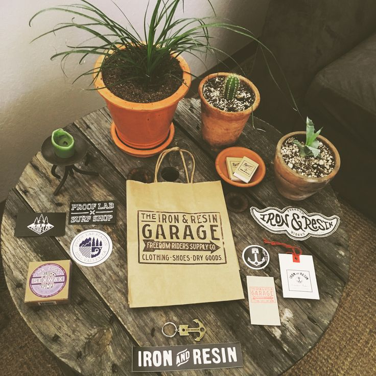 Thanks for the goodies!! | Proof Lab Surf Shop and Iron & Resin,  San Francisco