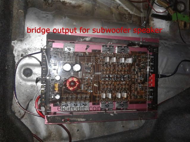 car subwoofer sound quality sq