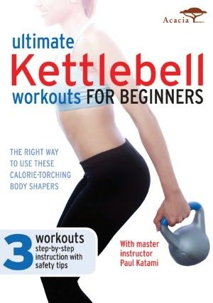 Ultimate Kettlebell Workouts for Beginner For stef.. (: