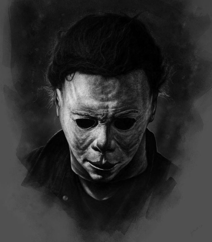 3 Cool Portraits by Paula Golemo - Follow Artist on Behance // Facebook // Instagram More Dracula Related Artworks More Hellraiser Related Artworks More Michael Myers Related Artworks
