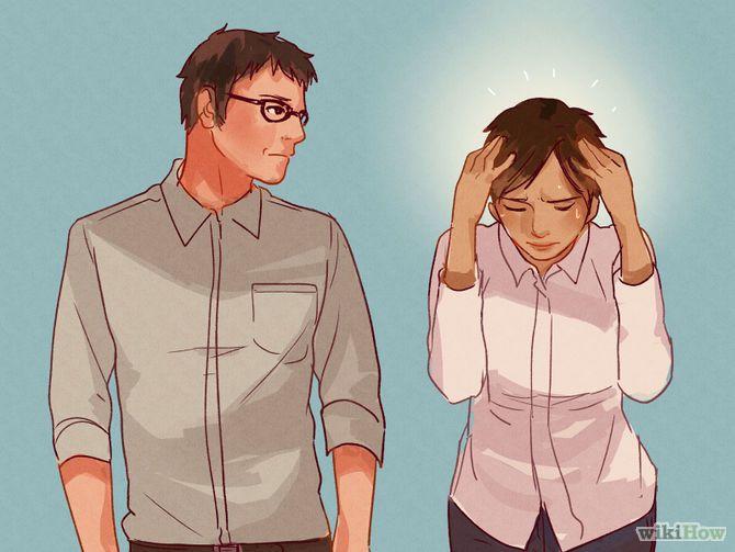 Aprende a ayudar a alguien durante un ataque de pánico vía es.wikihow.com