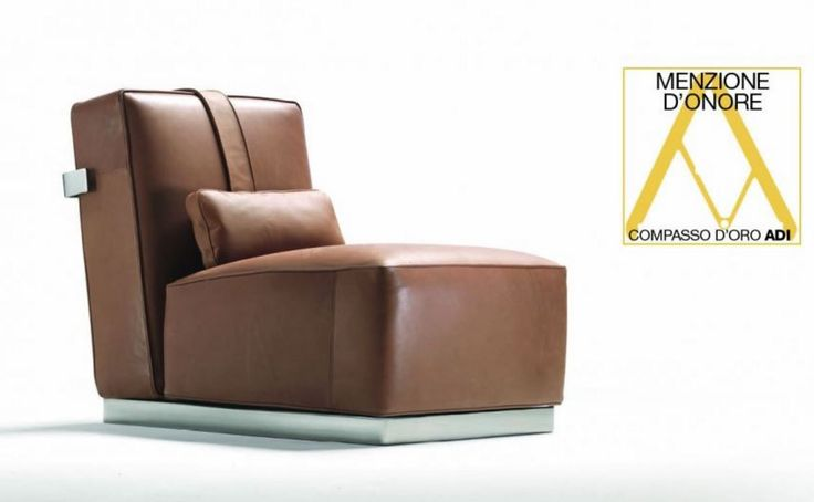 #Flexform's A.B.C.D. #chair receives honorable mention at ADI's XXIV Compasso d'Oro #award