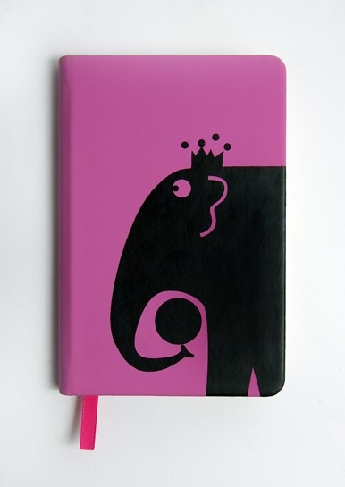 Circus A6 Notebook - Eleanor the Elephant