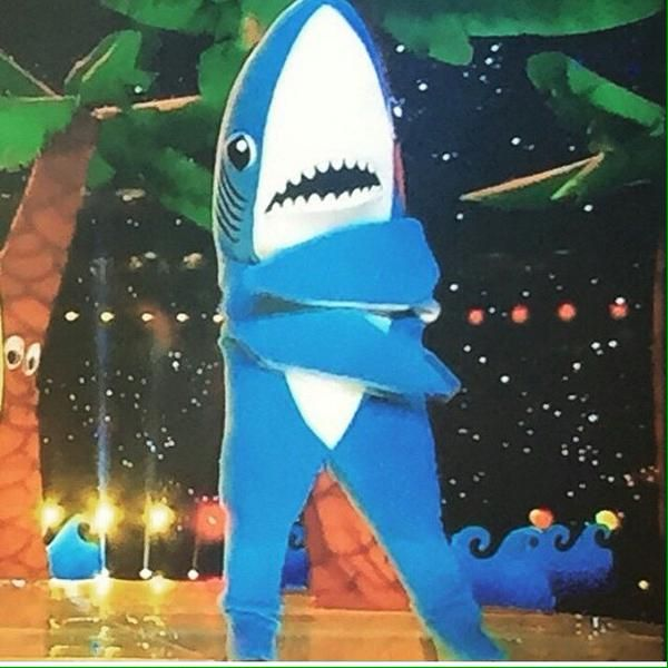 One of my fav things in this 49 super bowl... Katy Perry's Sharks Were The Best Part Of The Super Bowl
