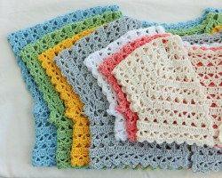 Introducing DJC Lotus Bolero: Crochet Conference Ready | Doris Chan Crochet
